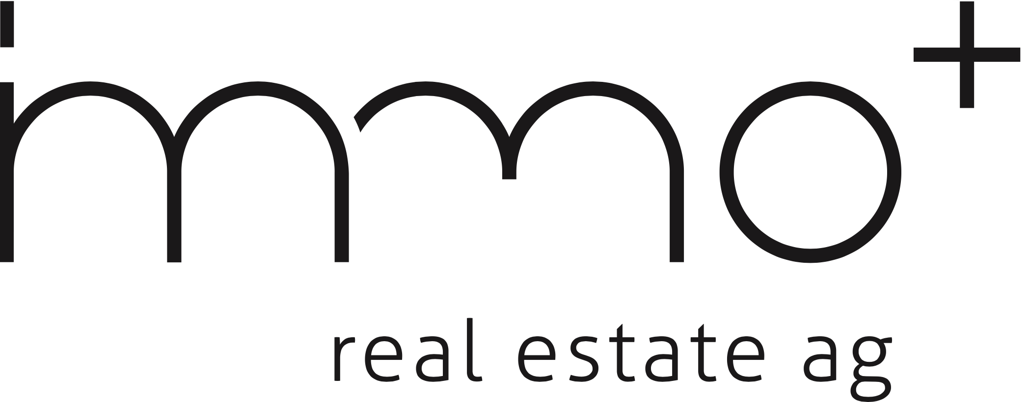 Logo immo + real estate AG