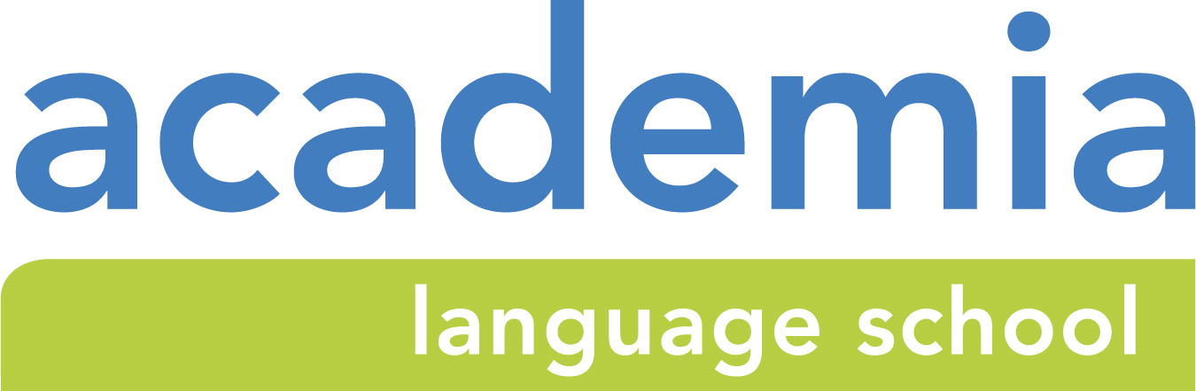 Logo academia language school